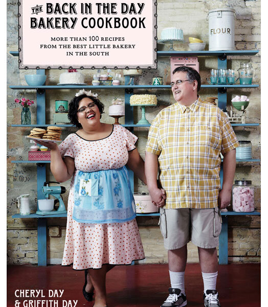 - Back in the Day Bakery Cookbook by Cheryl Day & Griffith DayI had some of the best biscuits I've ever had at Back in the Day Bakery in Savannah, GA and can't wait to explore more of these recipes.
