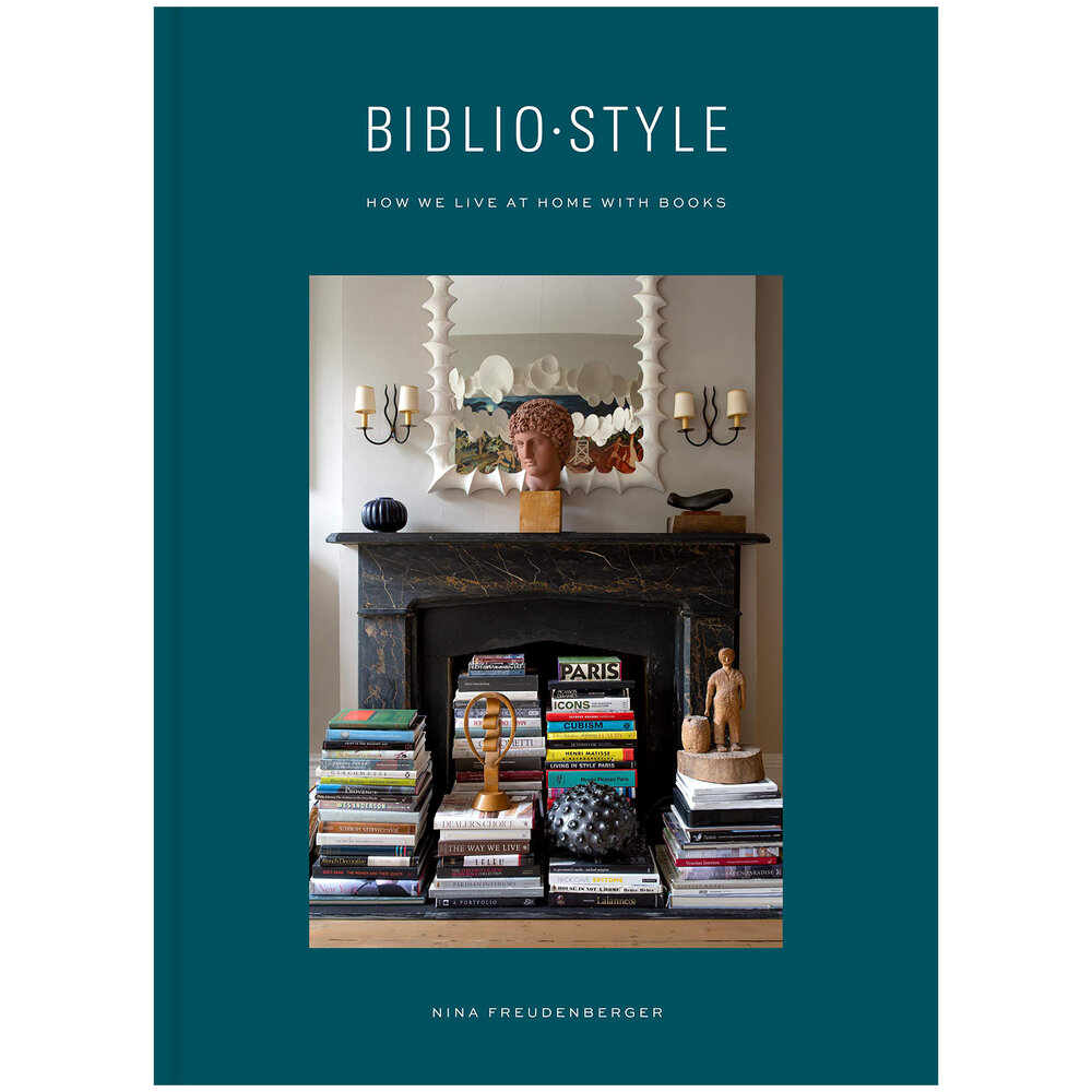 Bibliostyle: How We Live at Home with Books I love a good coffee table book and this one shows off how we weave our literary collections into our homes.