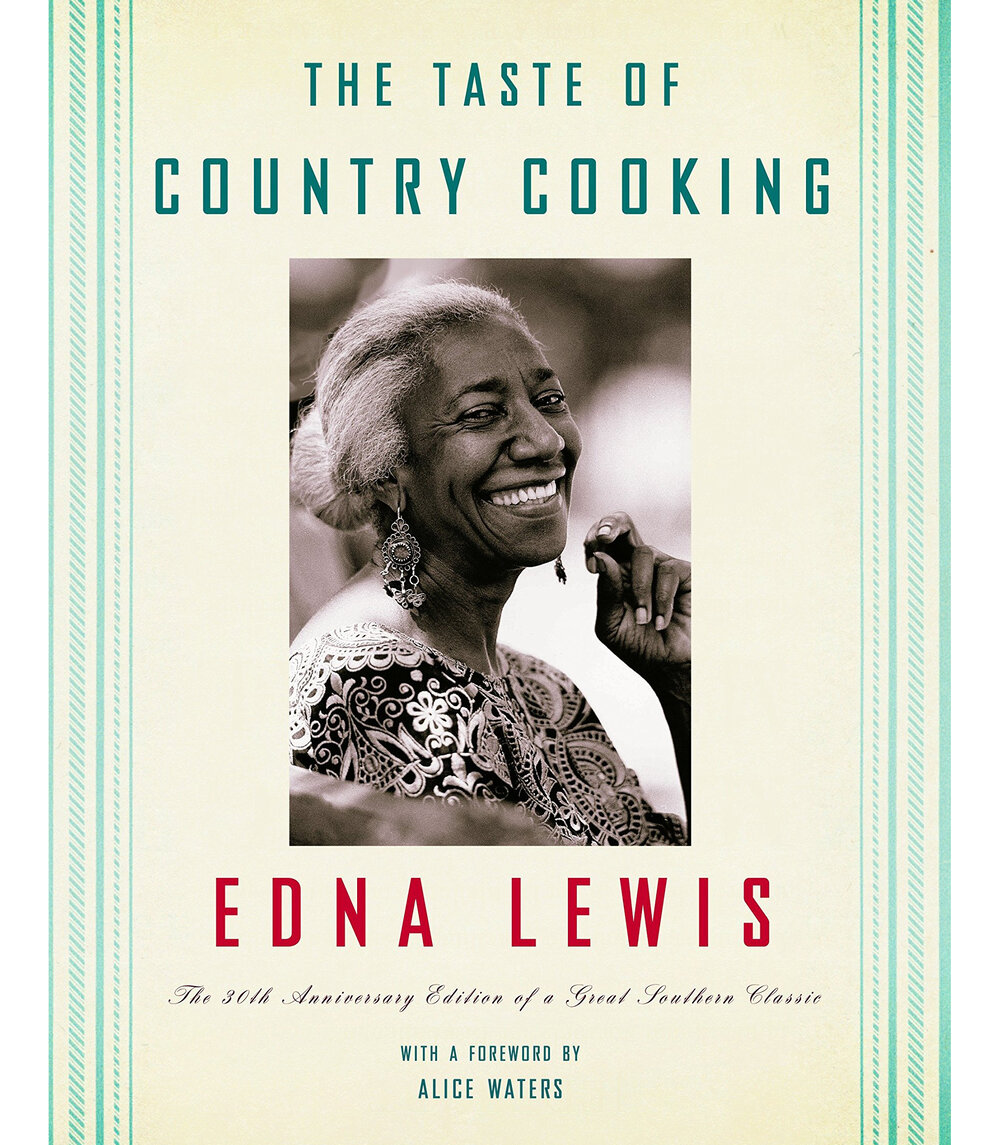 - Taste of Country Cooking by Edna LewisEdna Lewis, a renowned American chef, championed using fresh seasonal vegetables in Southern recipes. This book is her most well-known work and is sold out on Amazon but available at Barnes & Noble.
