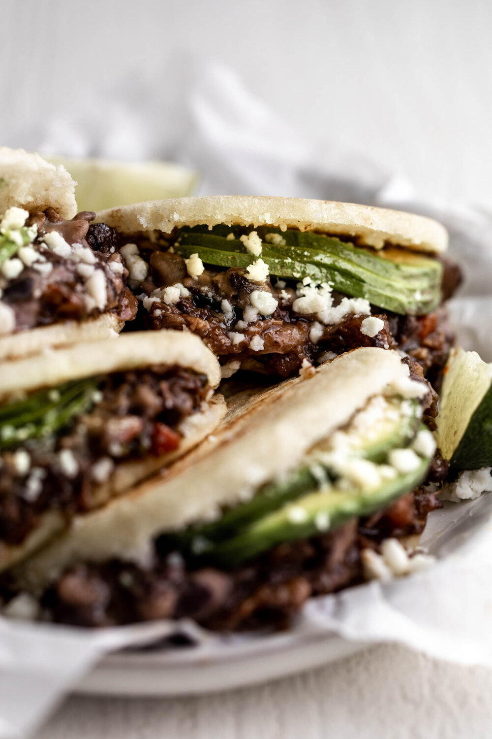 Braised Oxtail Arepas with avocado and black beans-18.jpg