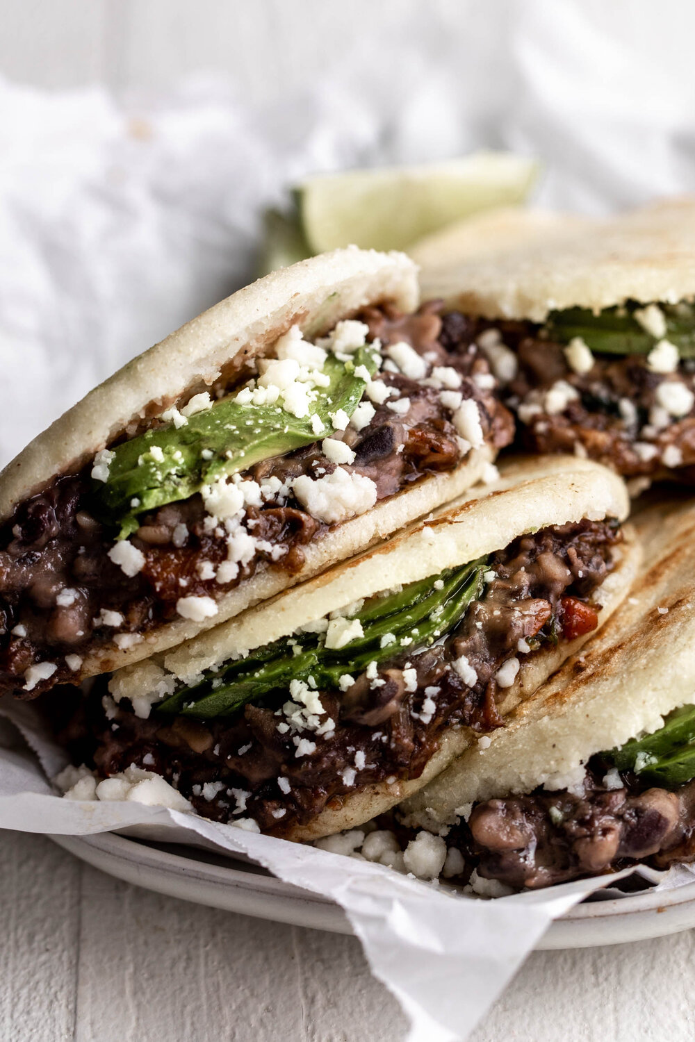 Braised Oxtail Arepas with avocado and black beans-21.jpg
