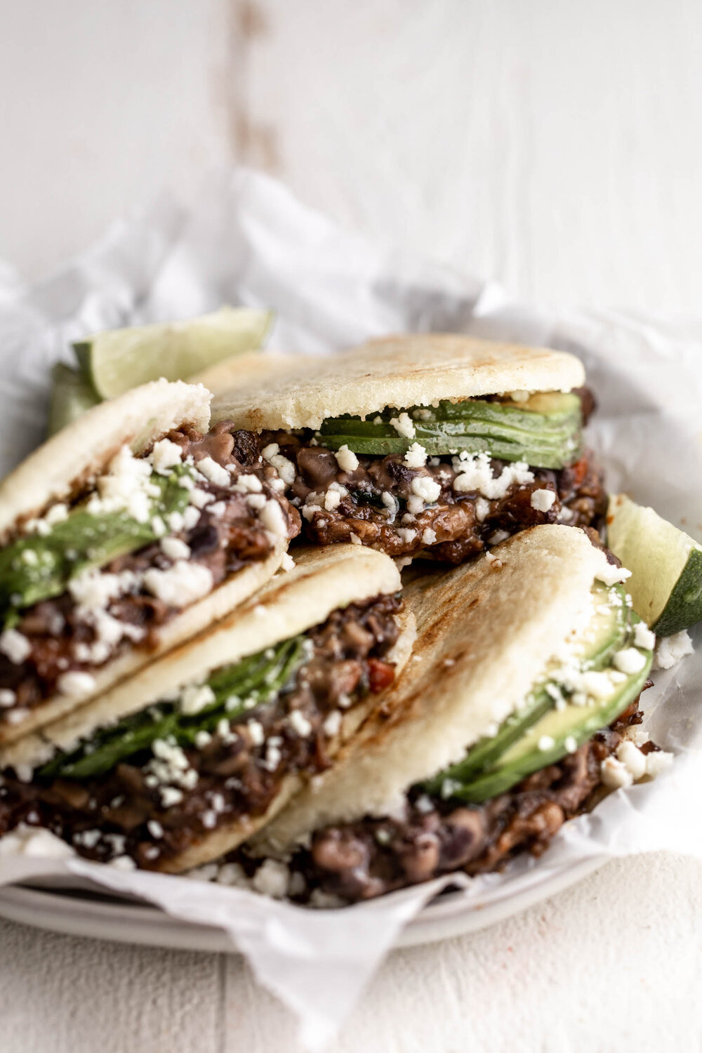 Braised Oxtail Arepas with avocado and black beans-7.jpg
