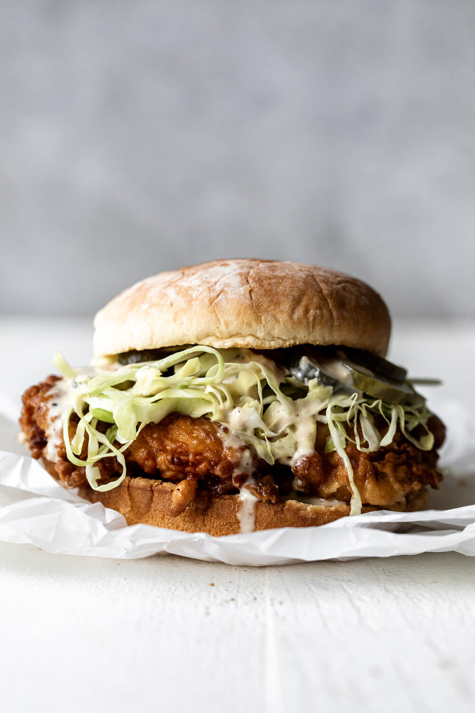 Fried Chicken Sandwich with Alabama White Sauce-43.jpg