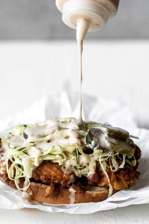 Fried Chicken Sandwich with Alabama White Sauce-47.jpg