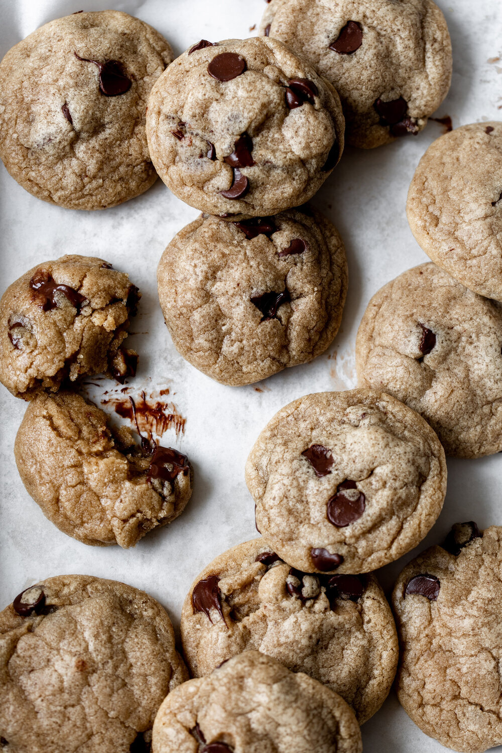 """- Grandma Mary's Chocolate Chip Cookies- As Monica in the iconic show Friends says, """"I want to be the mom that makes the world's best chocolate chip cookies"""". Except everyone should be able to make them!"""