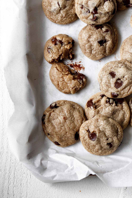 Grandma Mary's Classic Chocolate Chip Cookies