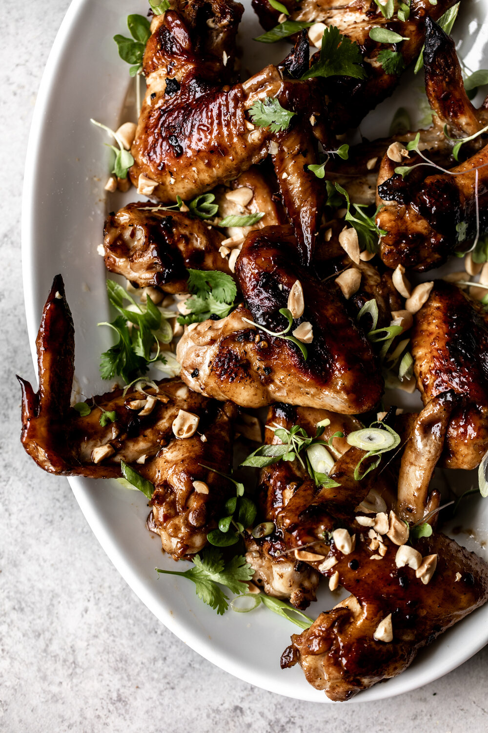 Grilled Garlic Soy Chicken Wings with Herbs & Peanuts-27.jpg