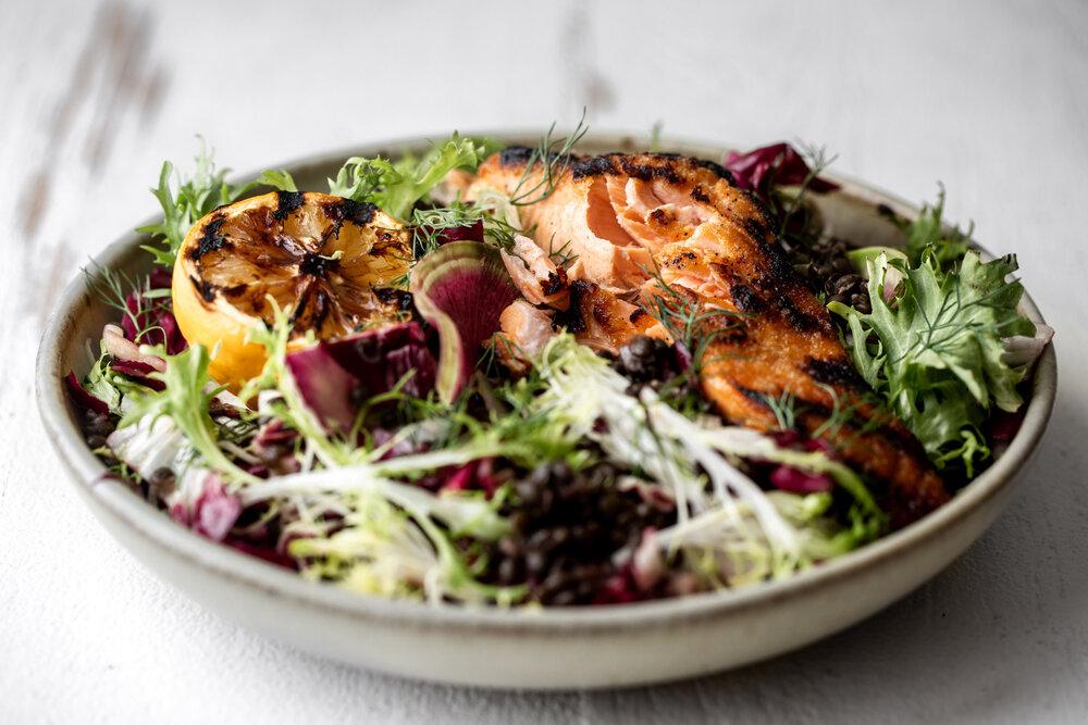 Grilled Salmon over Lentil Salad with Charred Meyer Lemon Vinaigrette-28.jpg