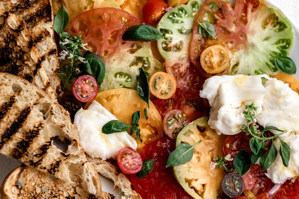 Heirloom Tomato Caprese Salad with Grilled Bread Reshoot-16.jpg