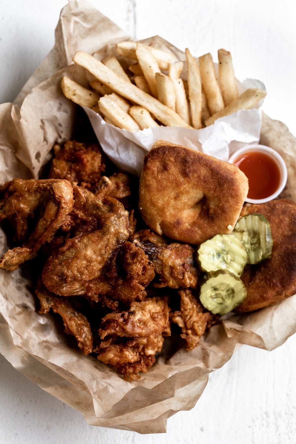Honey's kettle fried chicken culver city los angeles