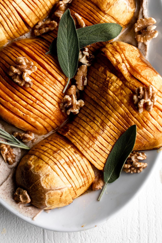 Honey Glazed Hasselback Butternut Squash with Cinnamon Mascarpone Spread-32.jpg