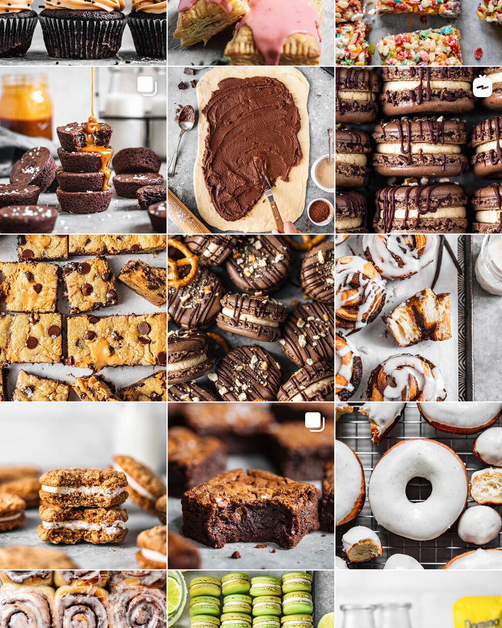 """- Mike Bakes NYCA """"baking blog for dessert lovers"""" by NYC based photographer, recipe developer and LAWYER Mike Johnson."""