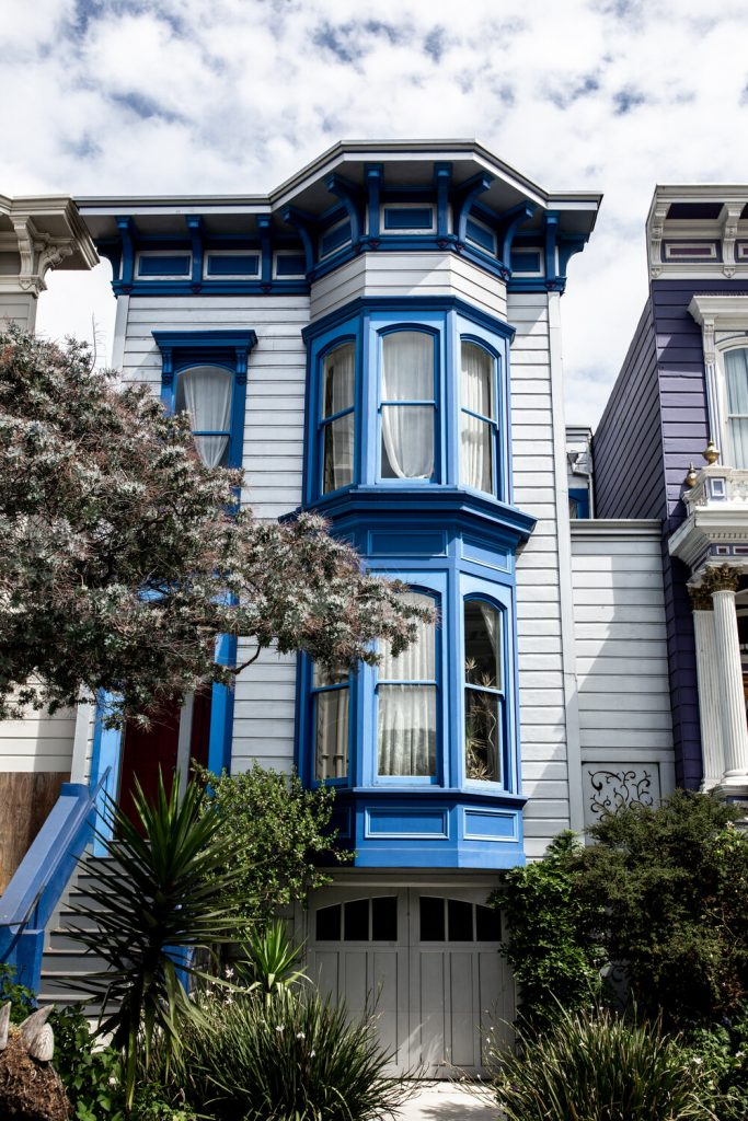 Where to eat and drink in San Francisco, California. A visit to the bay area is a short flight from Los Angeles perfect for a weekend trip.