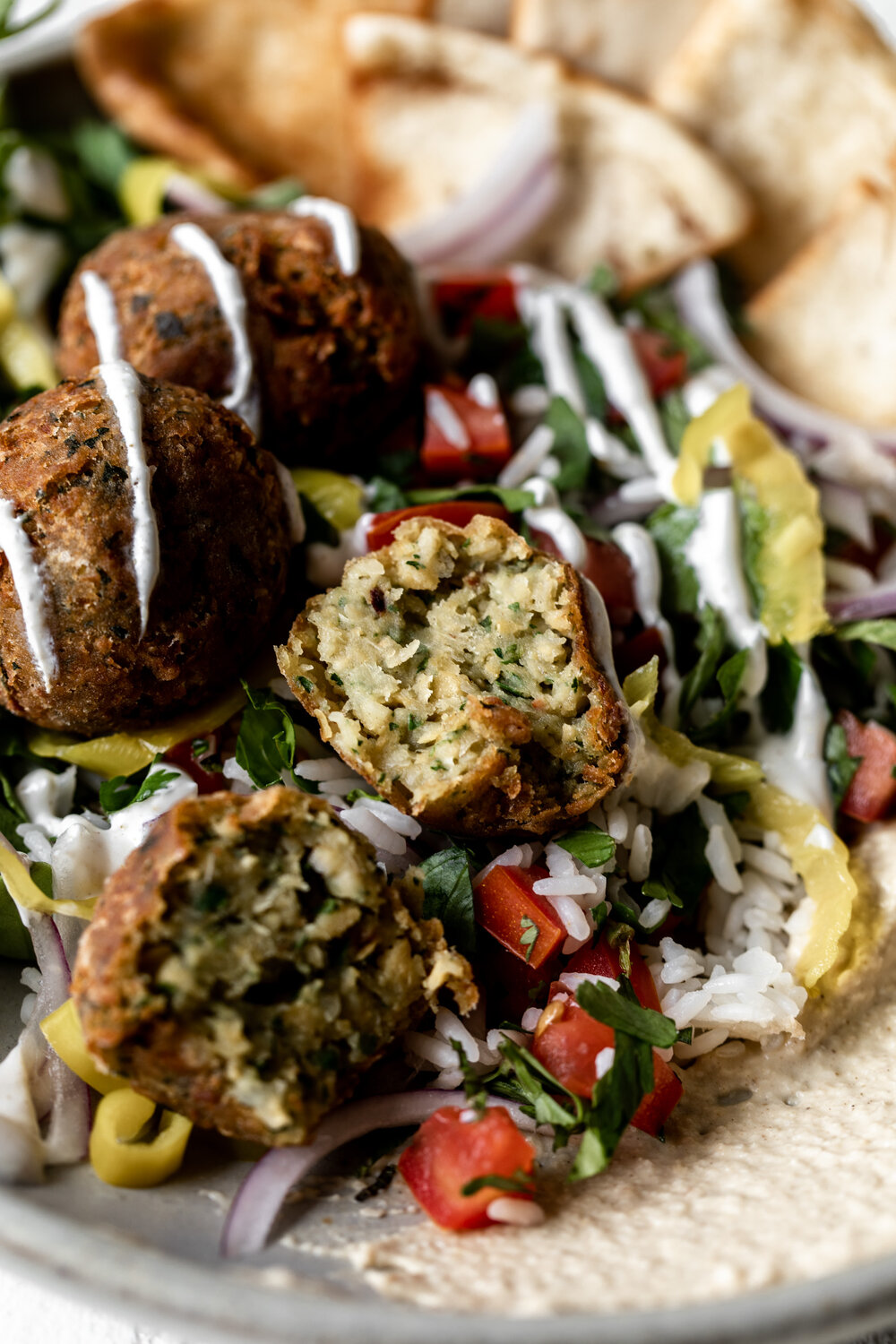"""Middle Eastern-inspired Falafel Bowl with """"Tabbouleh"""" Rice-43.jpg"""