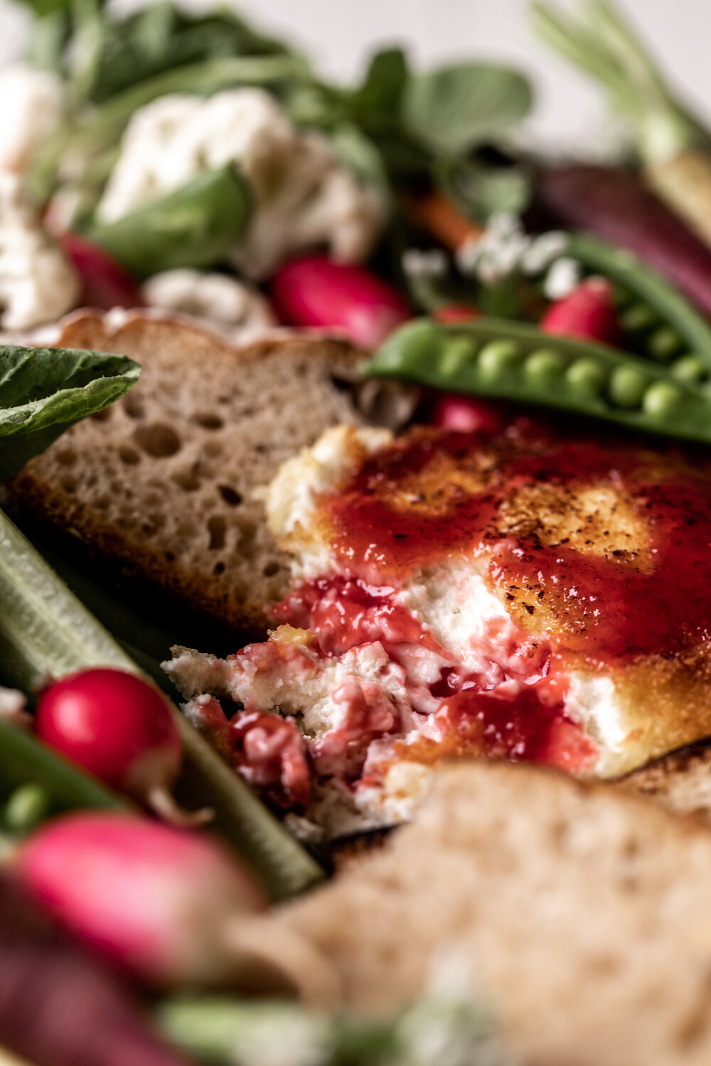 Pan-Fried Goat Cheese with Hot Raspberry Honey-26.jpg