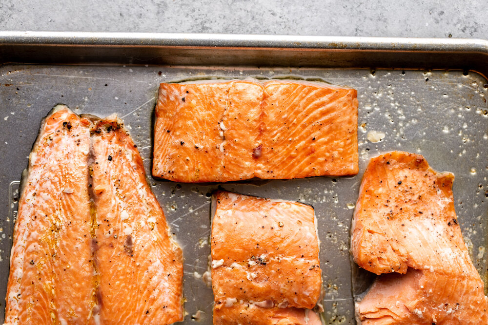 Roasted Salmon with Winter Citrus Salad and Brown Butter over Crispy Rice-33.jpg