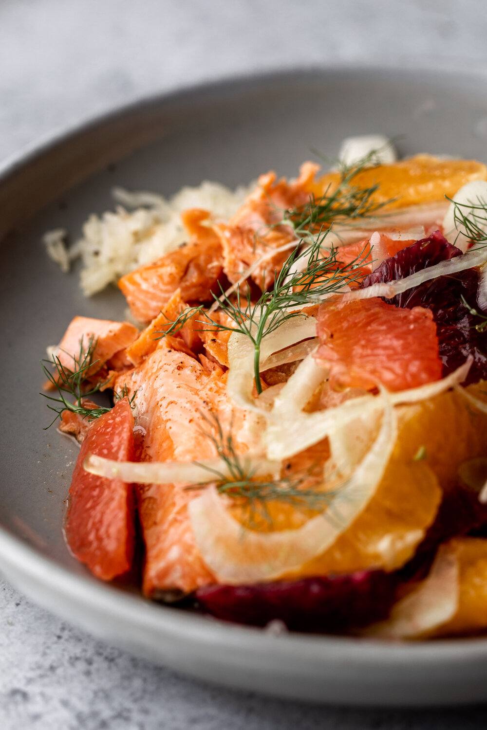 Roasted Salmon with Winter Citrus Salad and Brown Butter over Crispy Rice-36.jpg