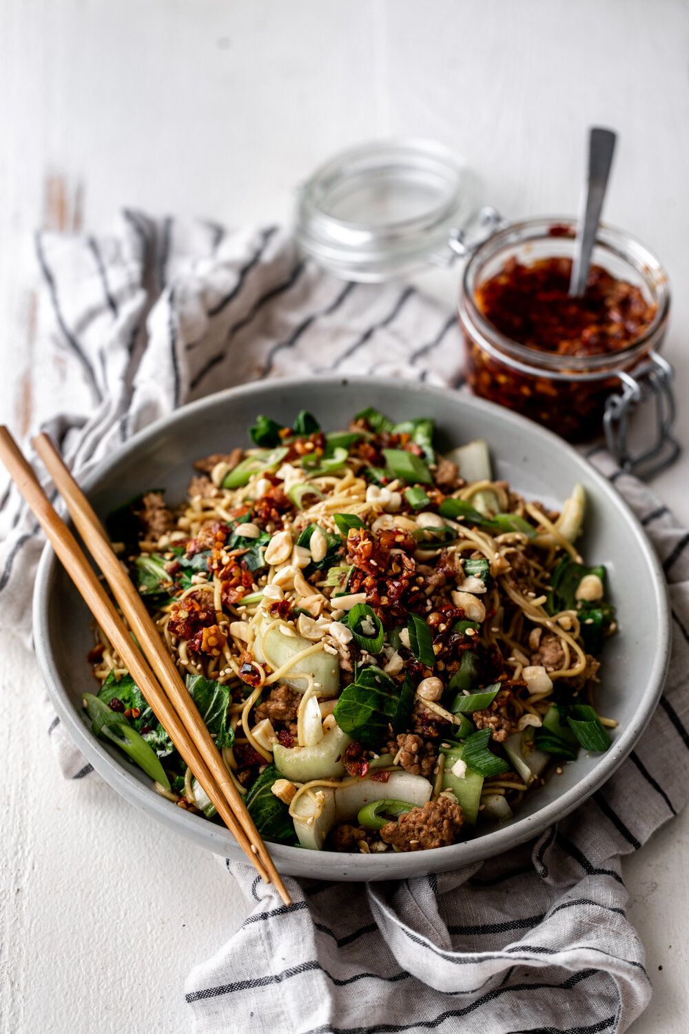 Spicy Dan Dan Noodles with Bok Choy and Crunchy Chili Oil-36.jpg
