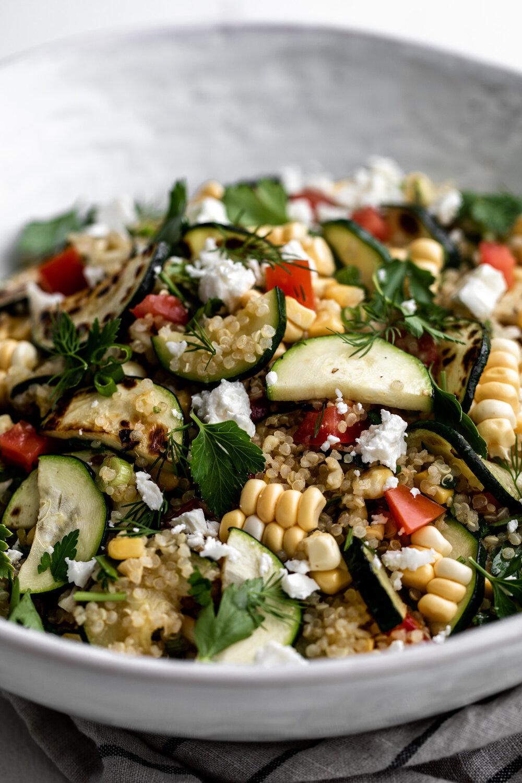 Vegetable Quinoa Salad with Honey Lemon Vinaigrette-30.jpg