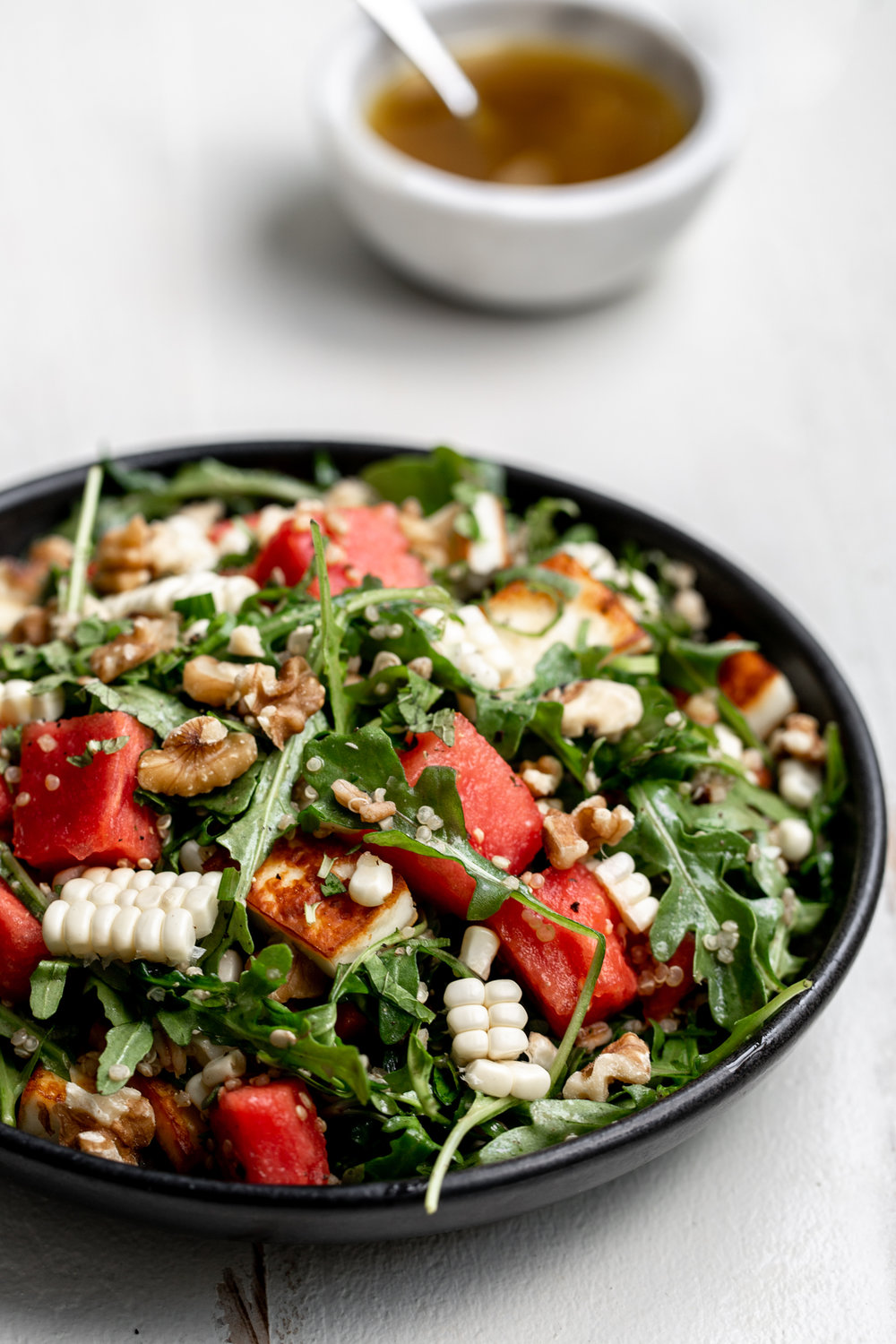 Watermelon with grains and grilled halloumi cheese-24.jpg