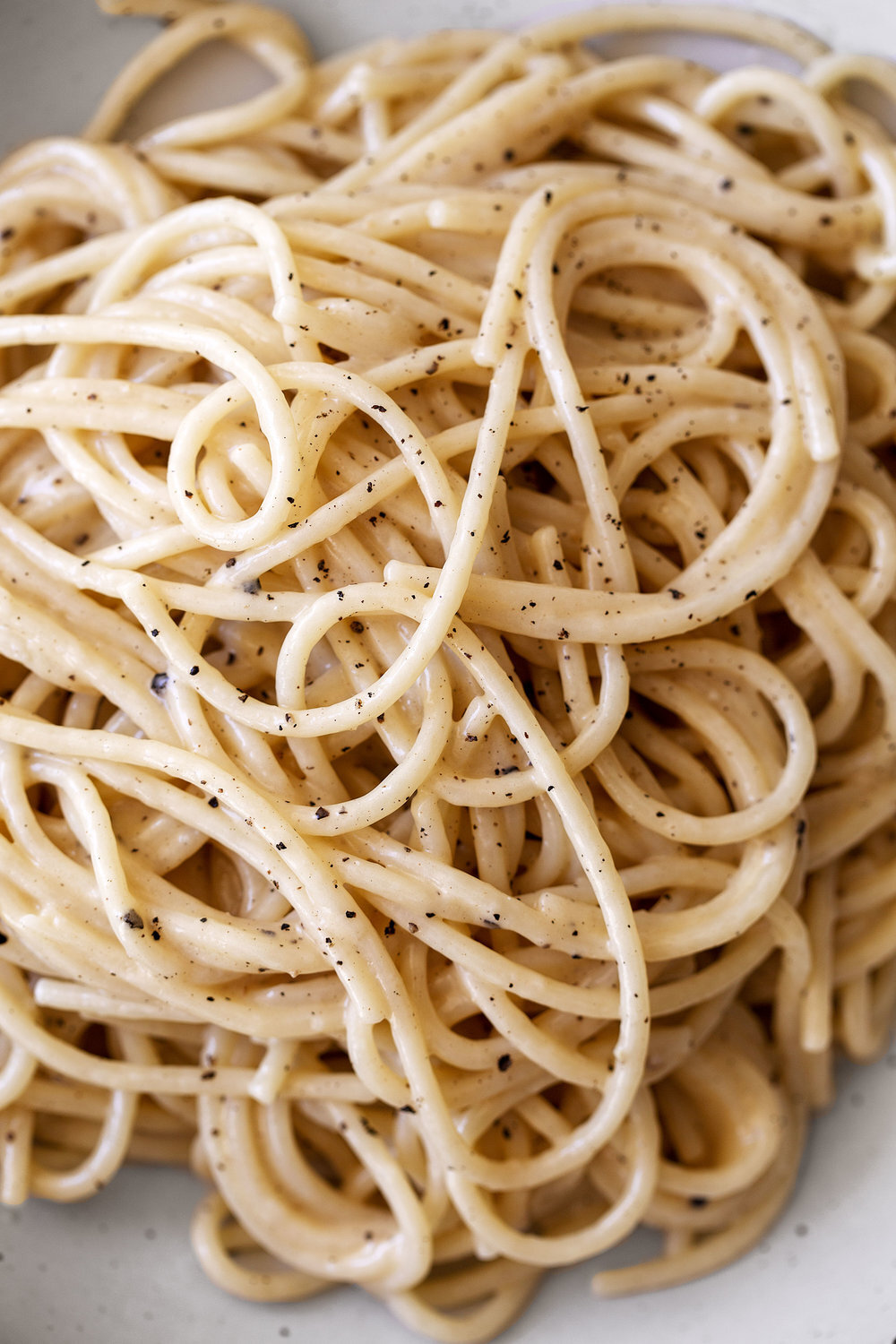 - Cacio e Pepe- This recipe is like adult mac and cheese! It's a deceptively simple recipe with just a few ingredients but will impress a date or parents alike.