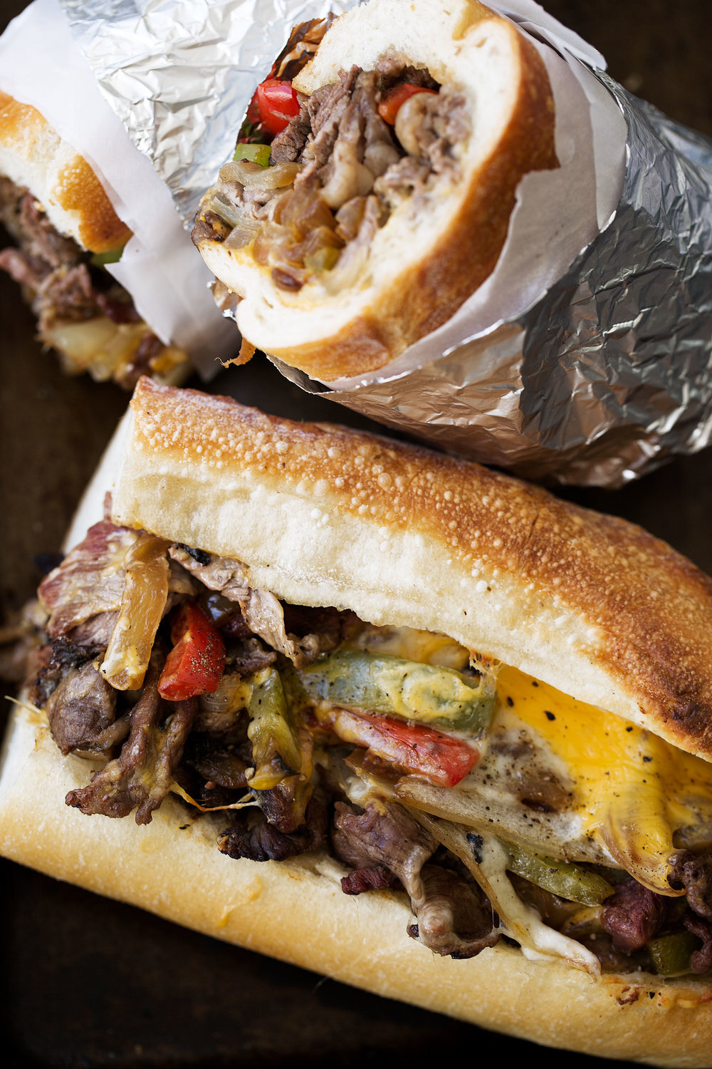 Philly Cheesesteaks
