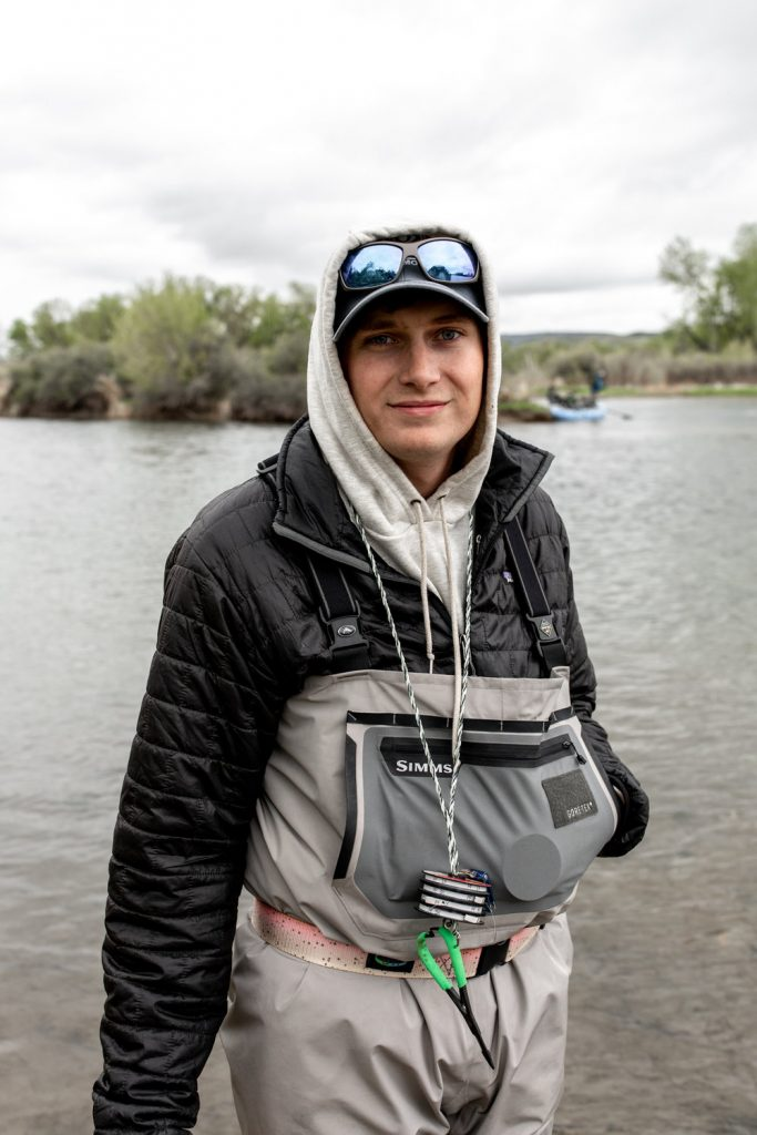 Josh mazon fishing guide fort smith montana