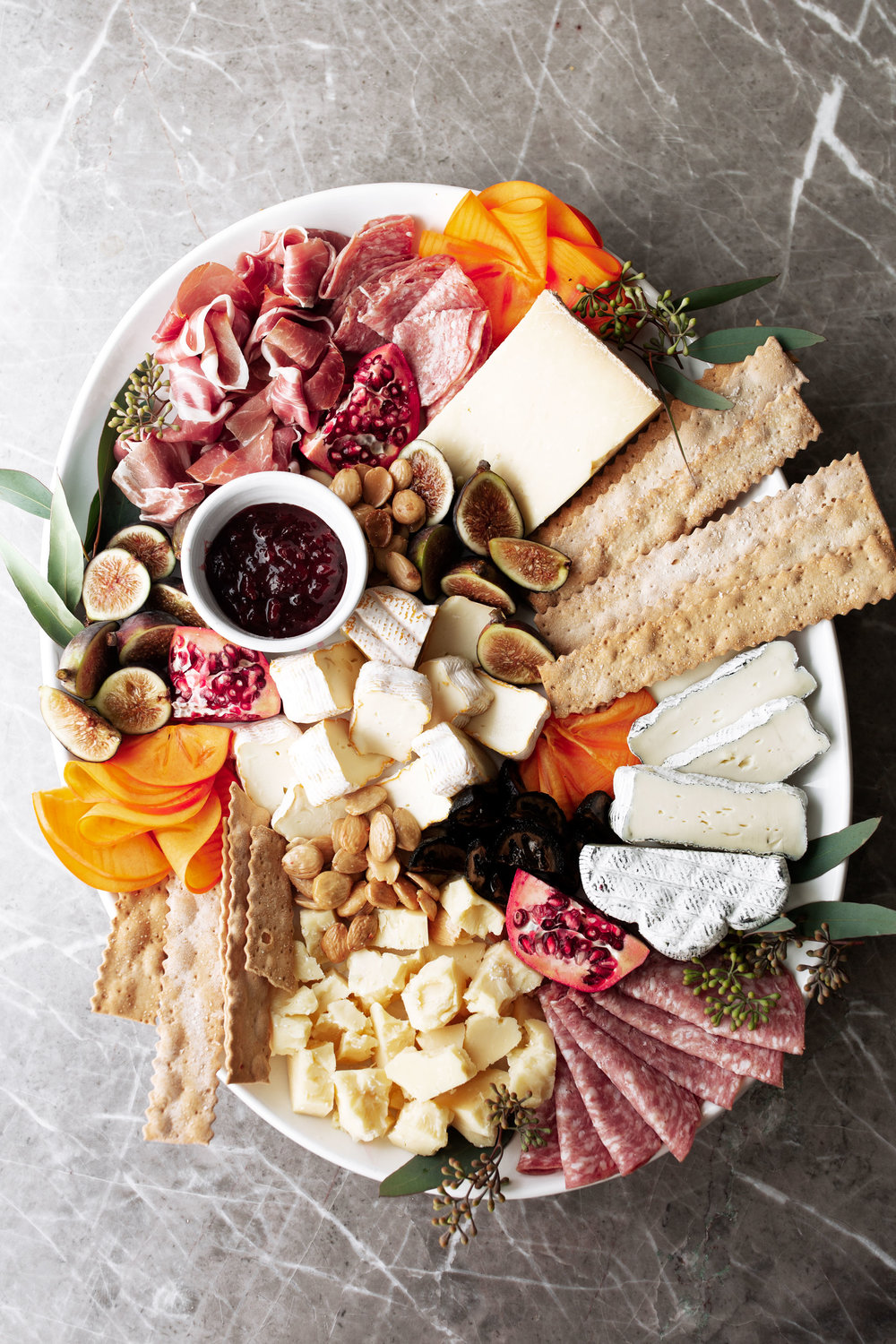cheese board example