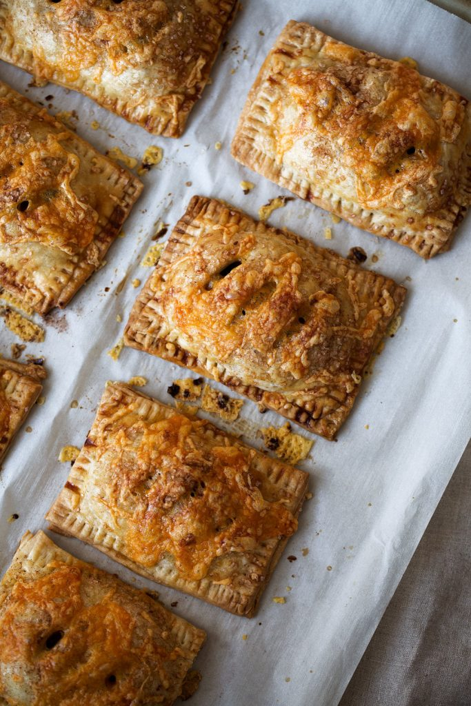 Apple Cheddar Hand Pie