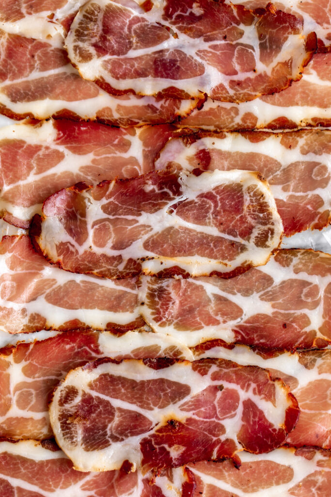 meat to use for your Charcuterie
