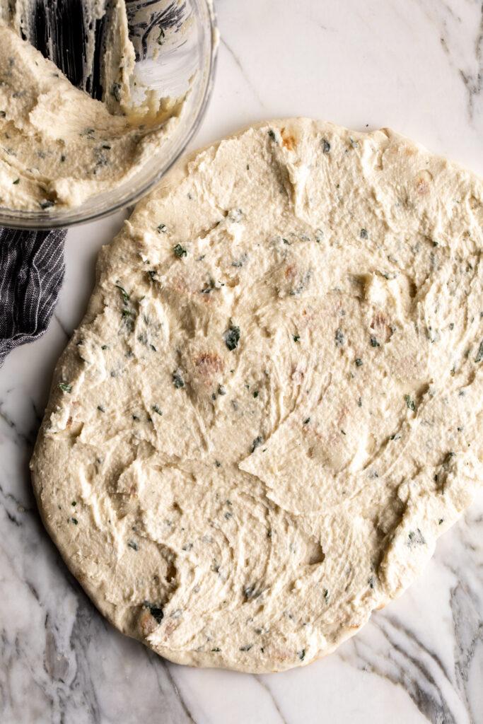 recipe for flatbread