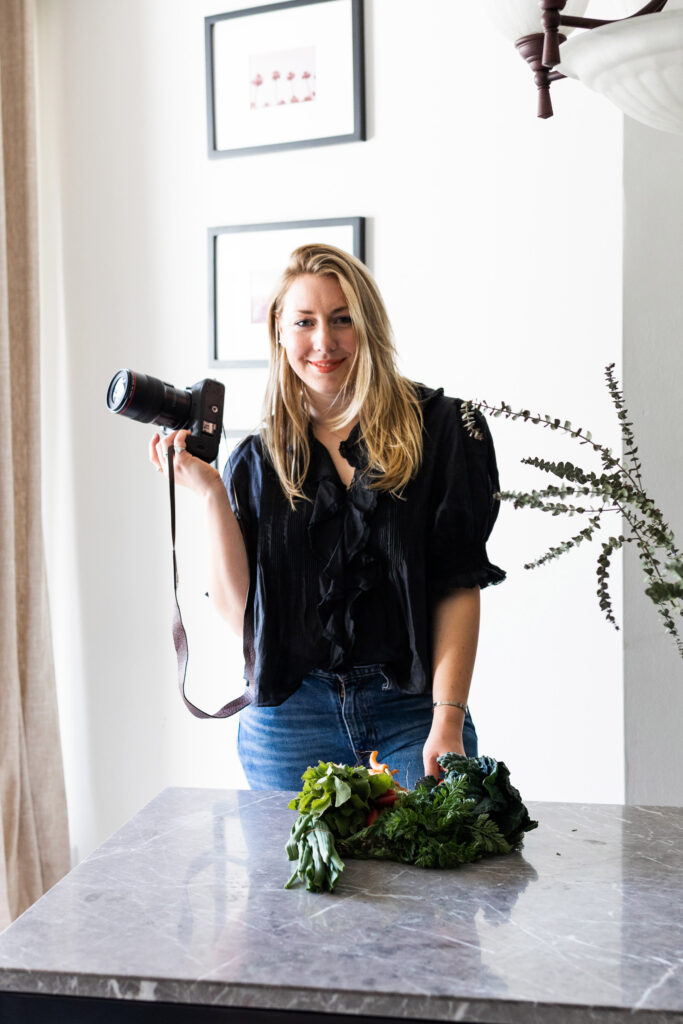 How to Style Food Photos