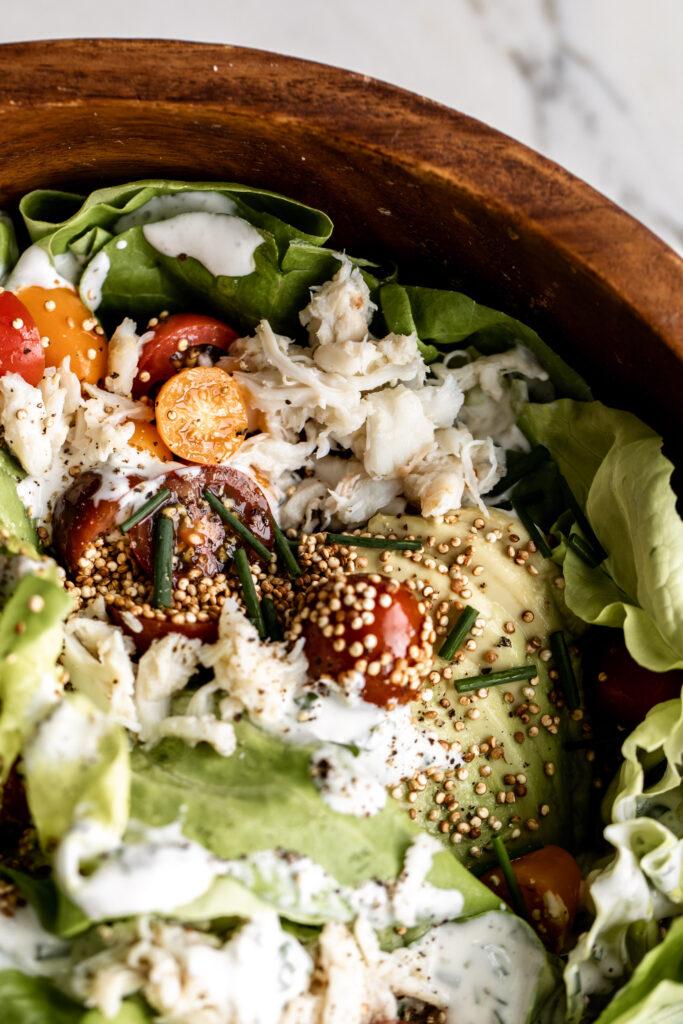 crab salad recipes