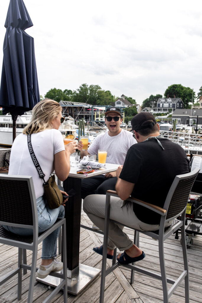 Spending A Week in Kennebunkport Maine