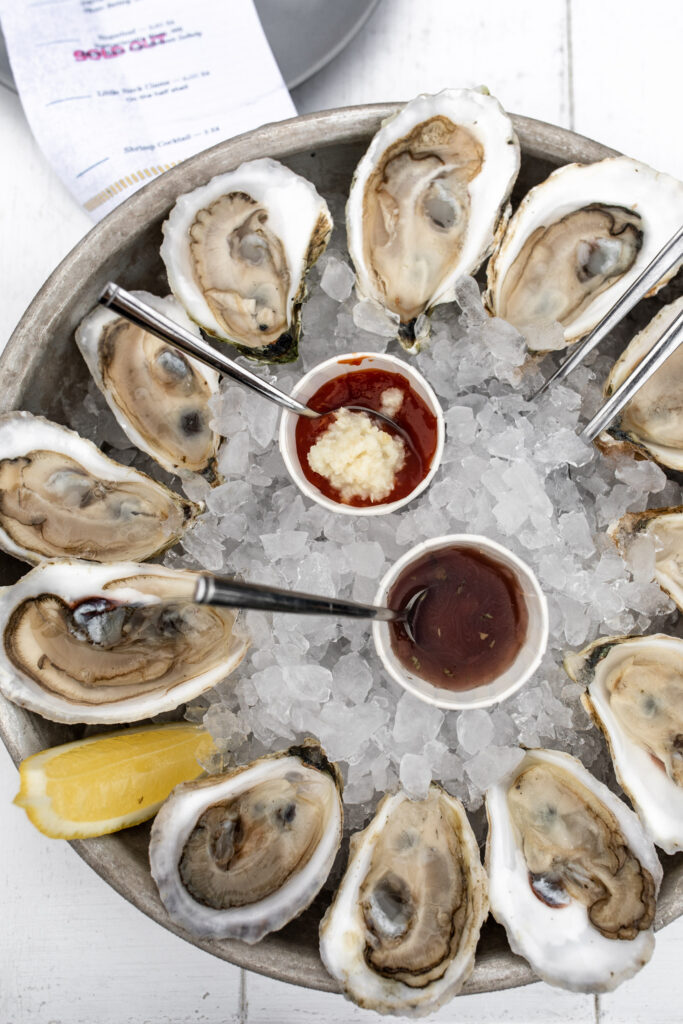 A Week in Kennebunkport Maine Seafood