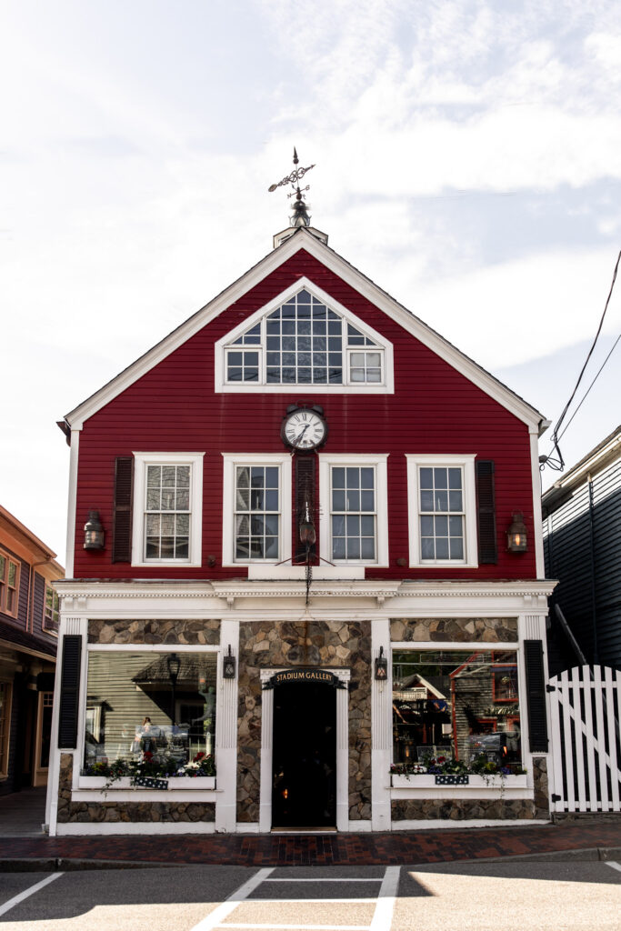 red shop kennebunkport maine | A Week in Kennebunkport Maine