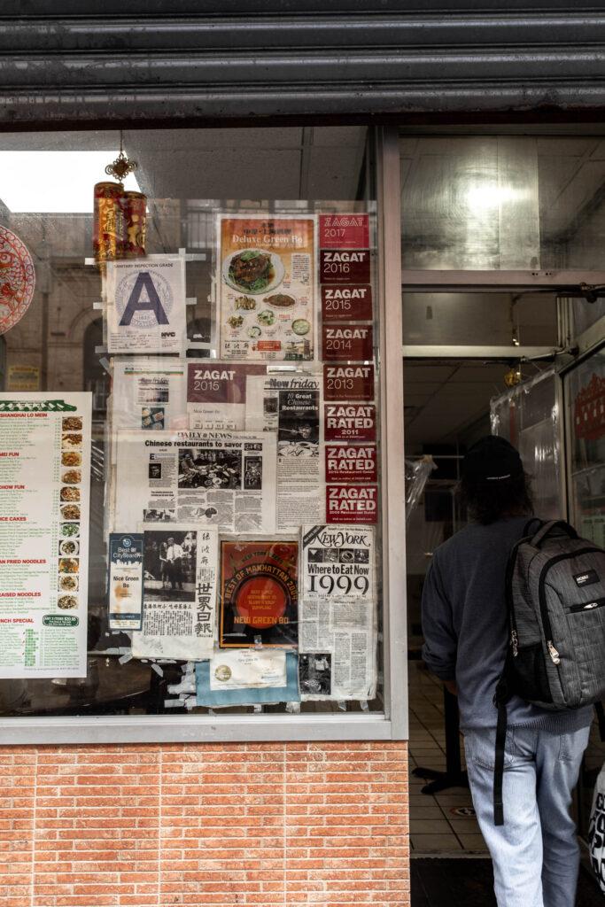 Chinatown NYC Food Tour
