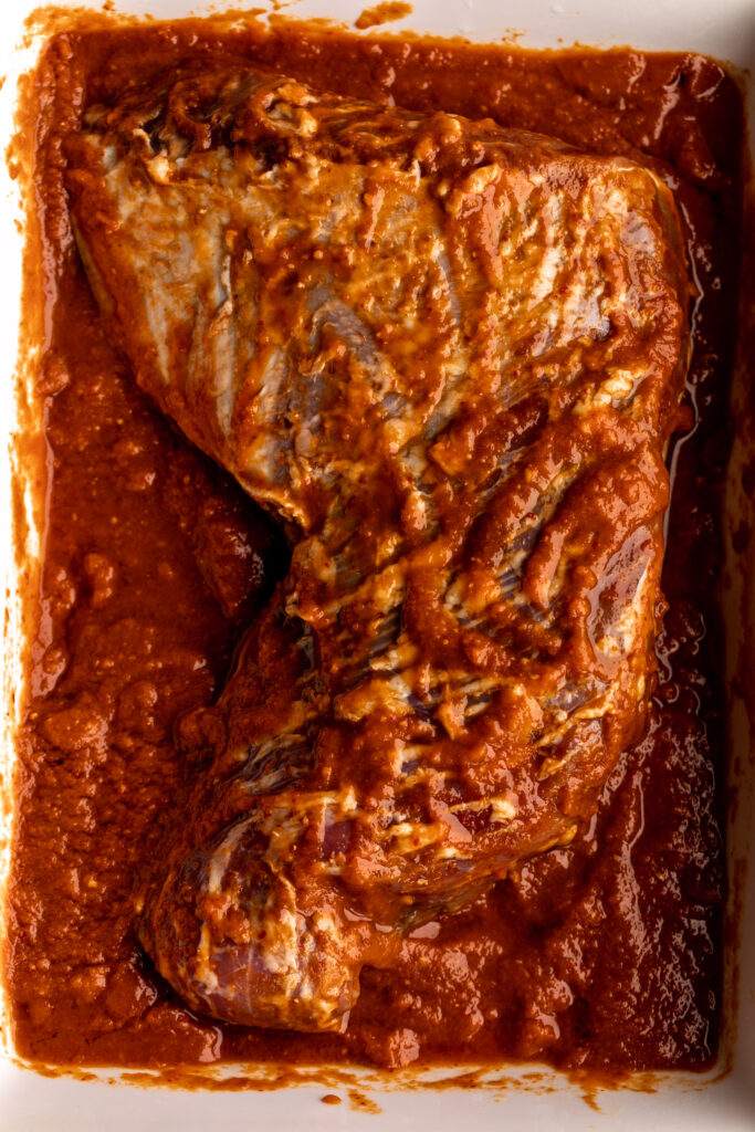 tangy chili marinade