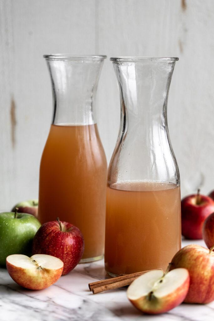 The best apples for apple cider