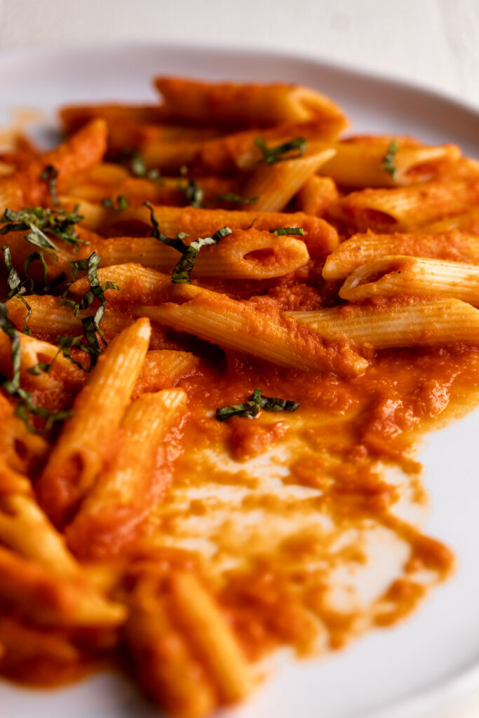 Tomato sauce pasta recipes